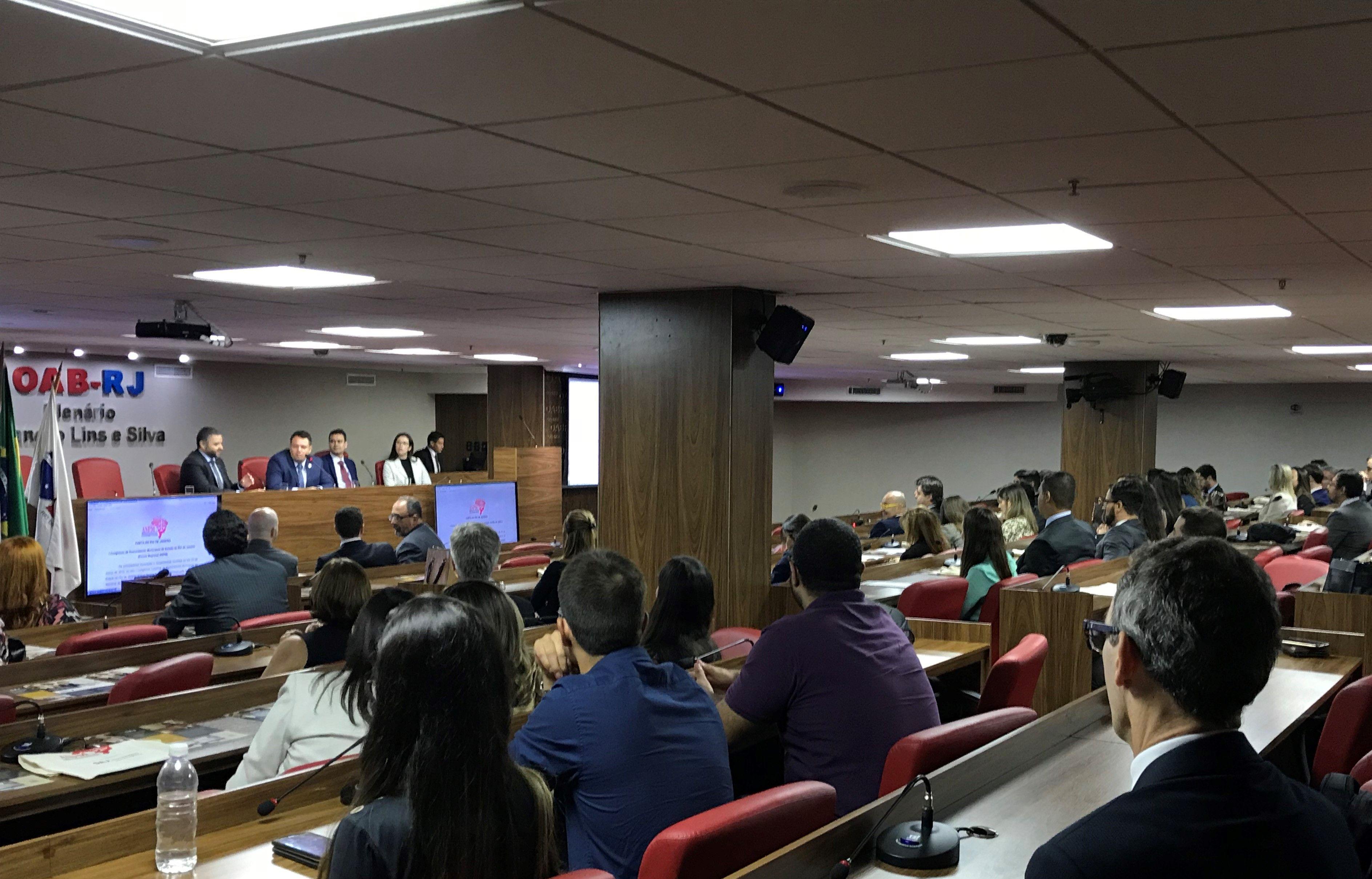 Procurador Municipal Concursado - Congresso Estadual ANPM RJ