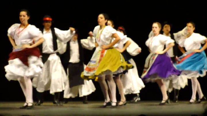 Dança uruguaia