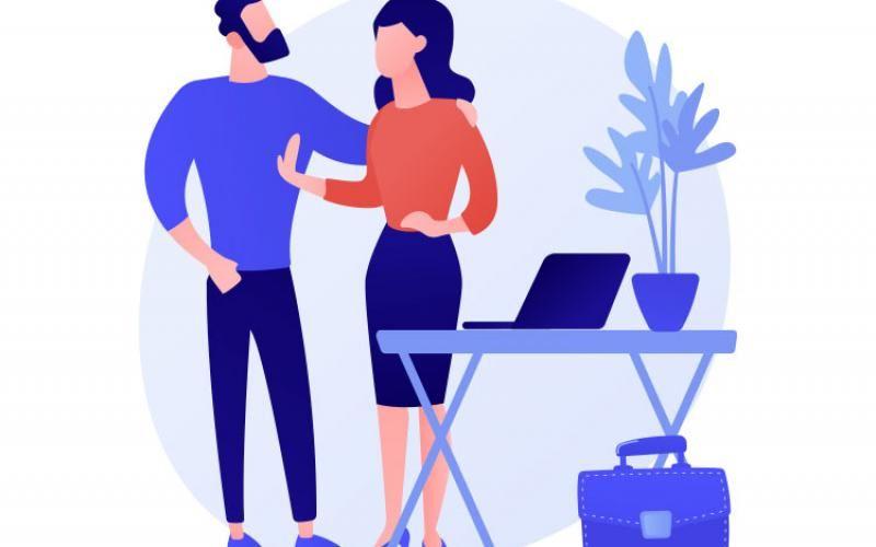 Violncia sexual no ambiente de trabalho denuncie
