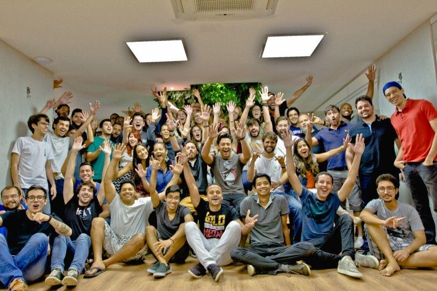 Equipe do Jusbrasil a maioria dos 70 funcionrios tem vinte e poucos anos