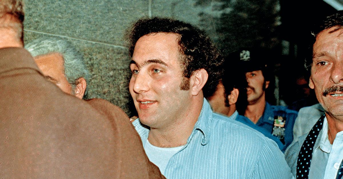 David Berkowitz arrested