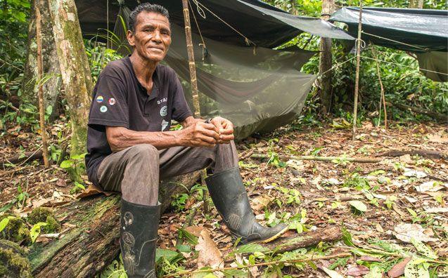 A explorao de recursos naturais em terras indgenas