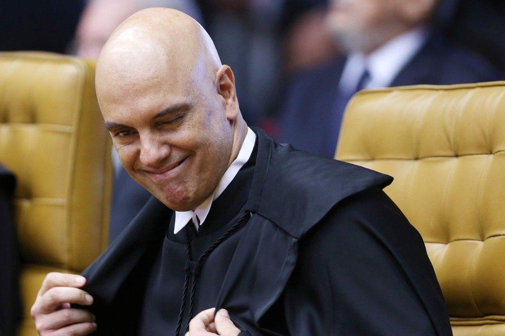 Alexandre de Moraes vota a favor de permitir prisão após ...