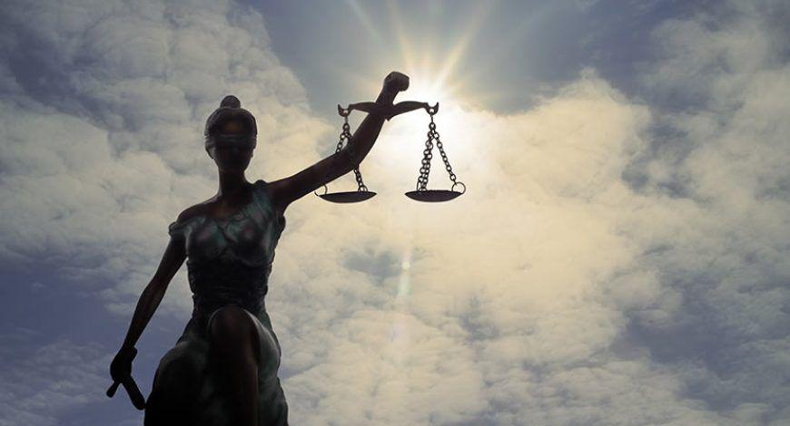 A justia divina tarda mas no falha