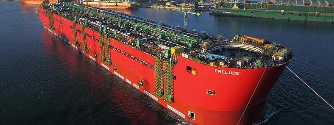 Conhea Prelude a maior embarcao do mundo - TecMundo