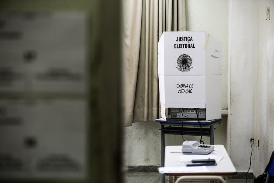 Cola eleitoral das Eleies 2020 imprima e preencha NSC Total