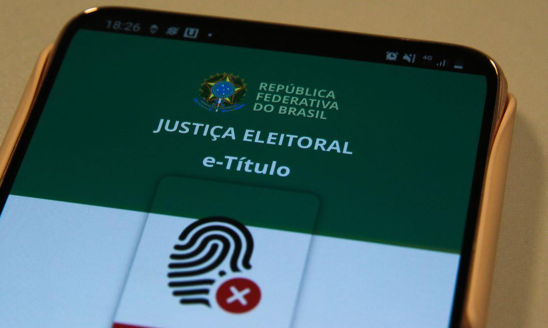 Eleitor tem at esta semana para justificar ausncia no 1 turno Agncia Brasil