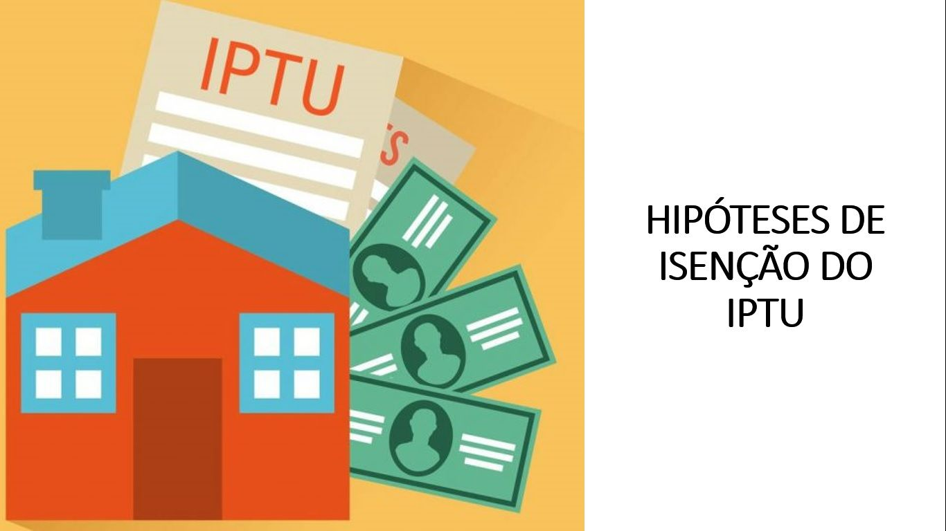 Hipóteses de Isenção do IPTU