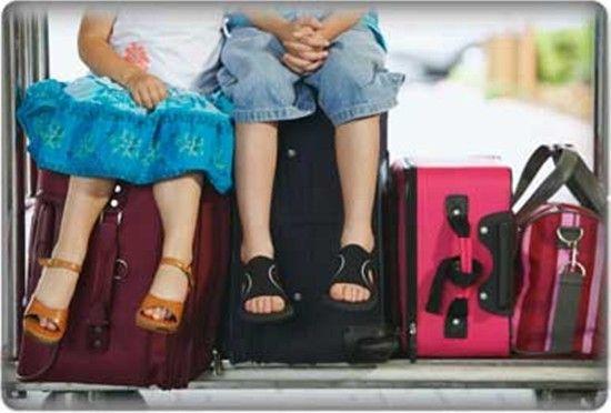 Orientaes para viagem de crianas e adolescentes