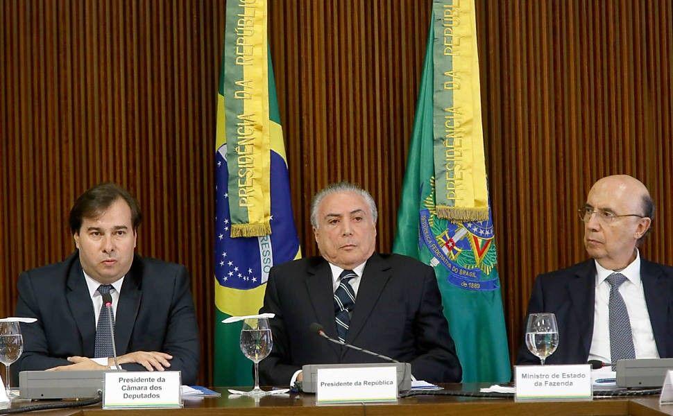 Ustia do Trabalho no deveria nem existir diz deputado Rodrigo Maia