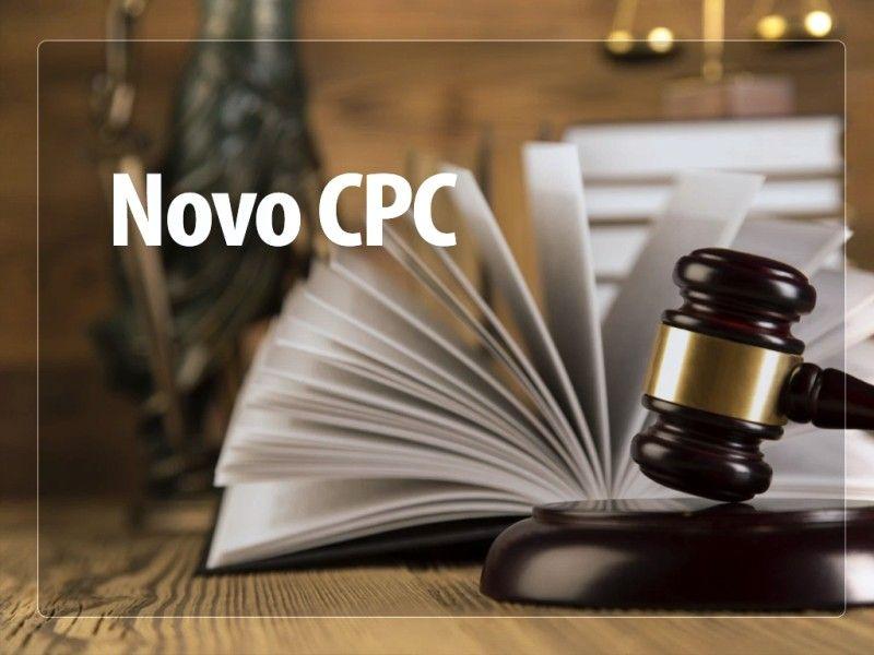 Novo CPC Recapitulando as principais alteraes