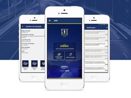 App d desconto de 40 no pagamento de multa de trnsito