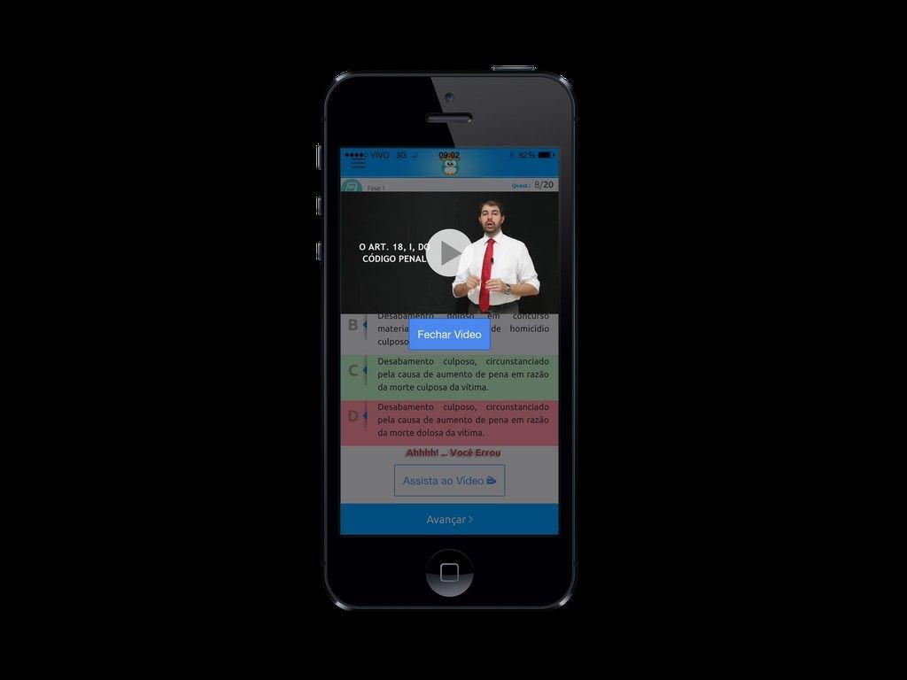 Tem nova verso do aplicativo Endireitados no ar