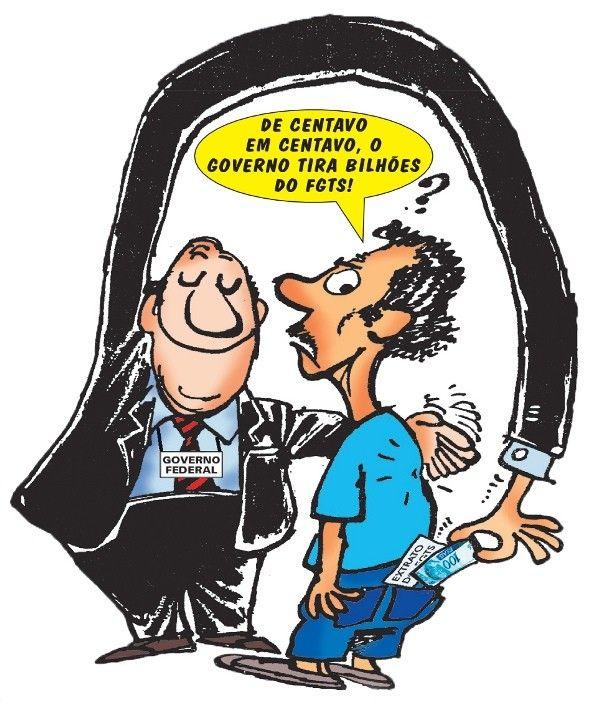 FGTS INSS e Aviso Prvio - um assalto ao trabalhador disfarado de direito