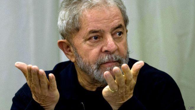 Lula investigado por suposta propina durante Presidncia