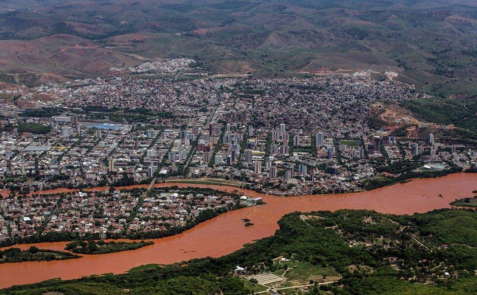 Processos contra a SAMARCO esto suspensos em Governador Valadares