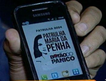 Boto do pnico tecnologia aliada de mulheres vtimas de violncia