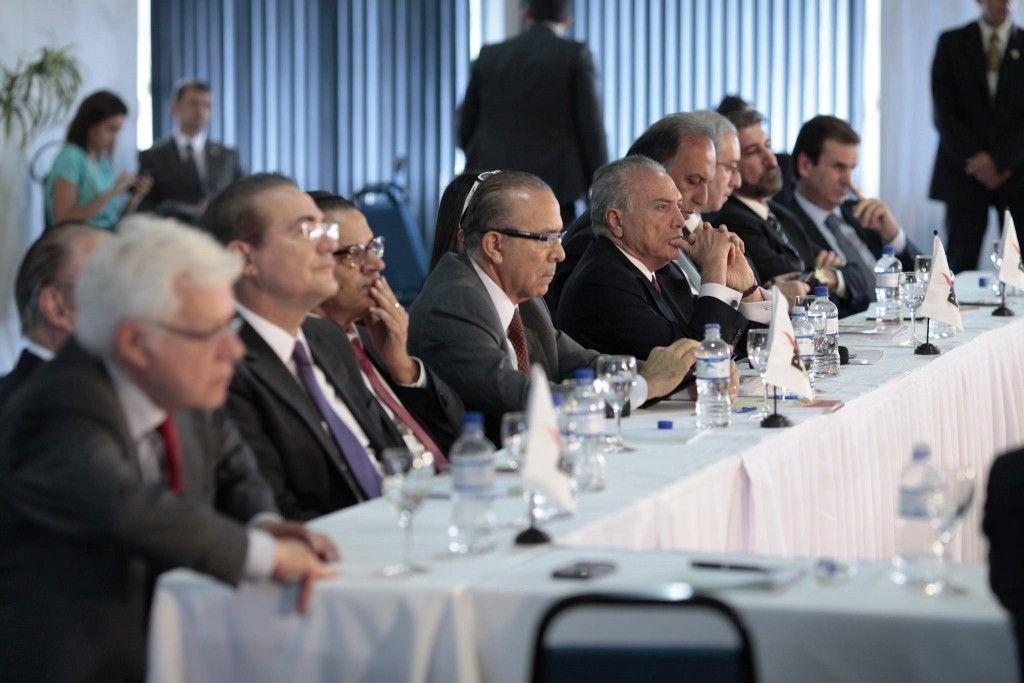 PMDB inicia o debate sobre a Reforma Poltica