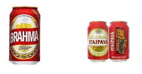 Fabricante da Itaipava no indenizar por suposta imitao de lata vermelha da Brahma