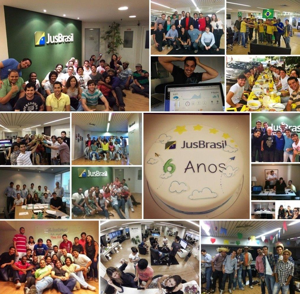 1 milho de visitas dia Obrigado JusBrasileiros O impensvel aconteceu -