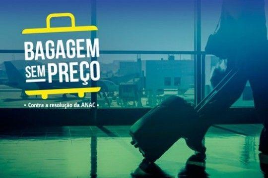 OAB se ope resoluo da Anac para cobrar bagagem despachada