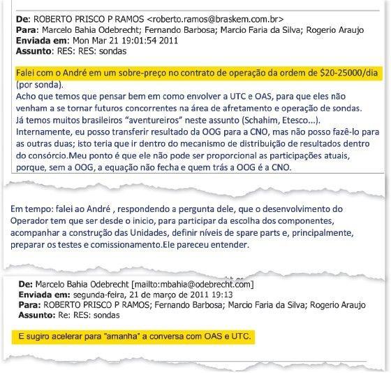 Marcelo Odebrecht ameaa derrubar a Repblica