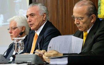 Temer abre temporada de entrega de projetos de infraestrutura iniciativa privada