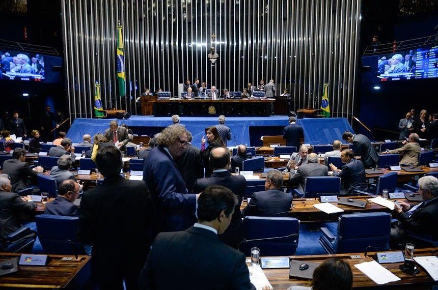 Senado aprova reforma do ISS