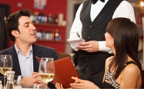 Taxa de Servio dos bares e restaurantes