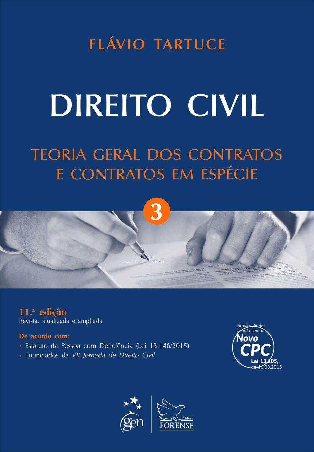 Novo Sorteio Direito Civil Volume 3 20 de fevereiro de 2016