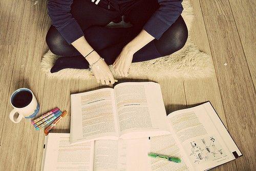 5 atitudes para conseguir estudar mais em menos tempo