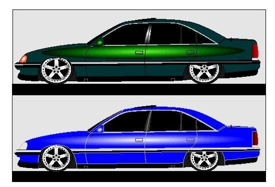 Desenhar Carros Rebaixados