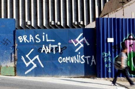Regio Sul do Brasil concentra 100 mil simpatizantes do neonazismo
