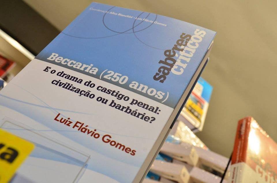 Livro explica a raiz da criminalidade no Brasil